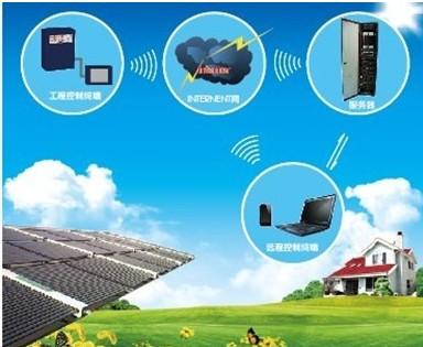 太阳能远程监控系统原理